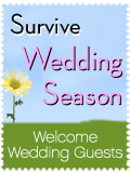 survive wedding season